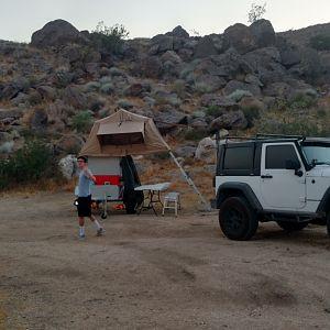 Desert Trailer Pic