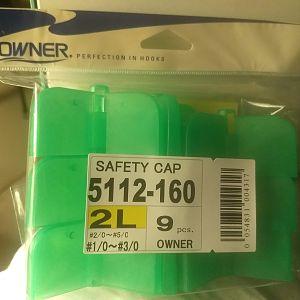 Safety Caps - XXL - 9 Pieces